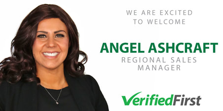 Angel Ashcraft Regional Sales Manager