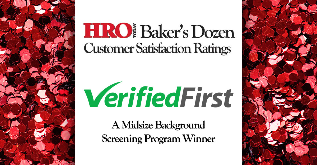 Verified First wins HRO Today Baker's Dozen