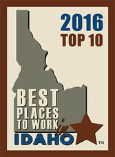 2016 Best Places to Work in Idaho