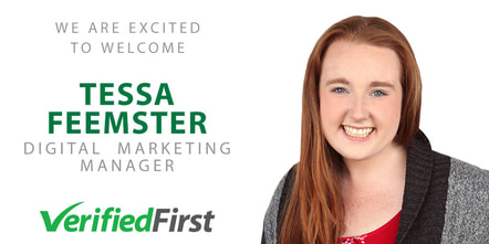Tessa Feemster Digital Marketing Manager