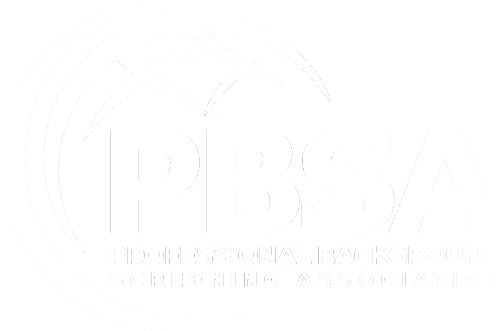Professional Background Screeners Association PBSA logo