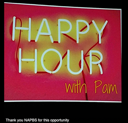 Happy Hour with Pam Devata