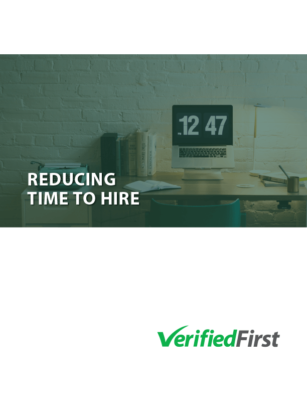 Reducing Time To Hire White Paper
