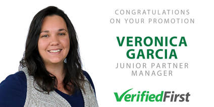 Veronica Garcia Verified First Junior Partner Manager
