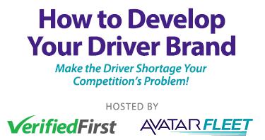 Webinar AvatarFleet Driver Shortage