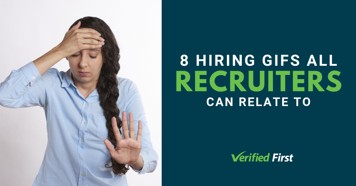 Eight Hiring GIFs Every Recruiter Can Relate To