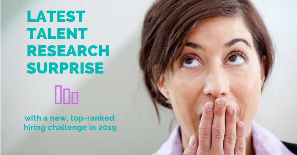 Latest Talent Research Surprise - Verified First