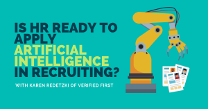 Is HR Ready to Apply Artificial Intelligence in Recruiting?