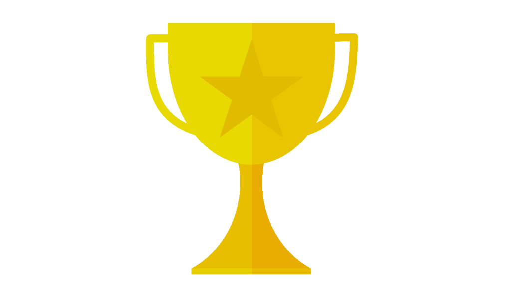 Award Trophy Cup Illustration
