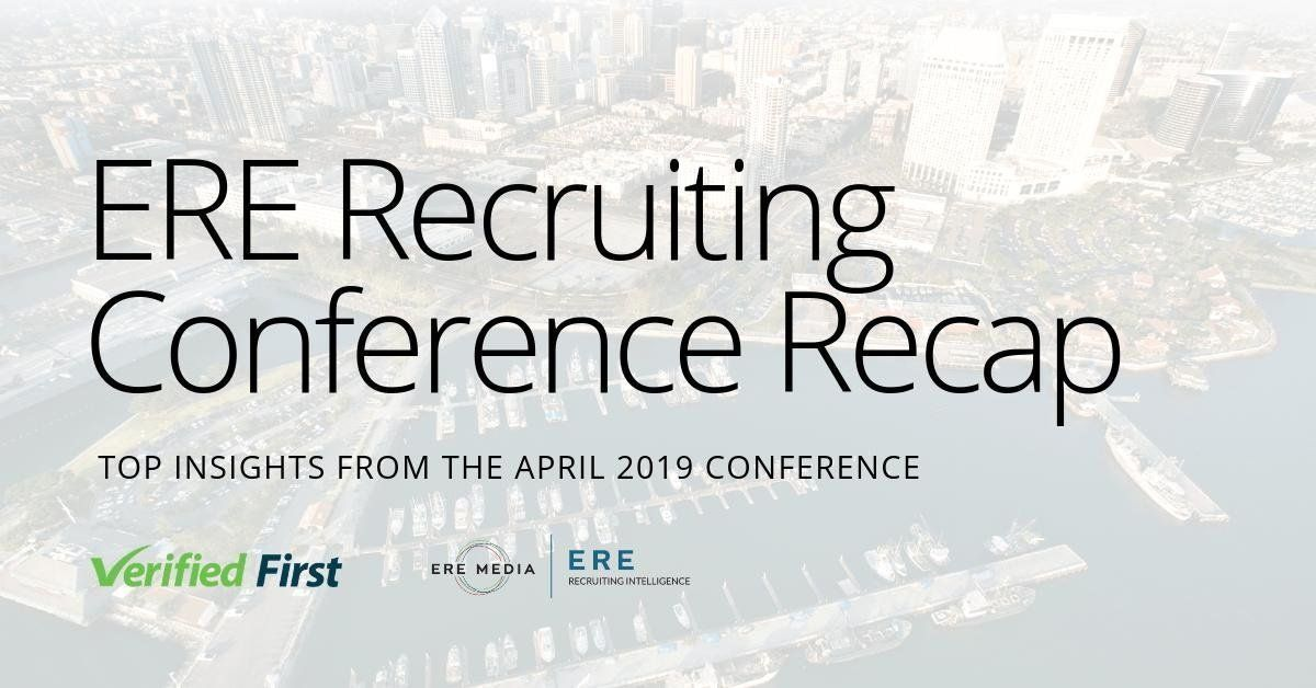 ERE Recruiting Conference 2019 recap