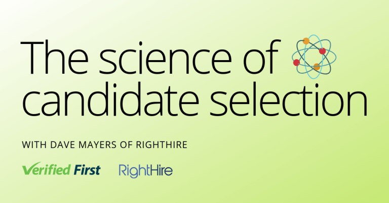 the science of candidate selection