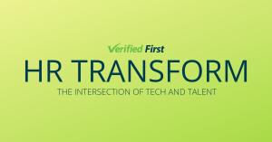 HR Transform 2019 Tech and Talent