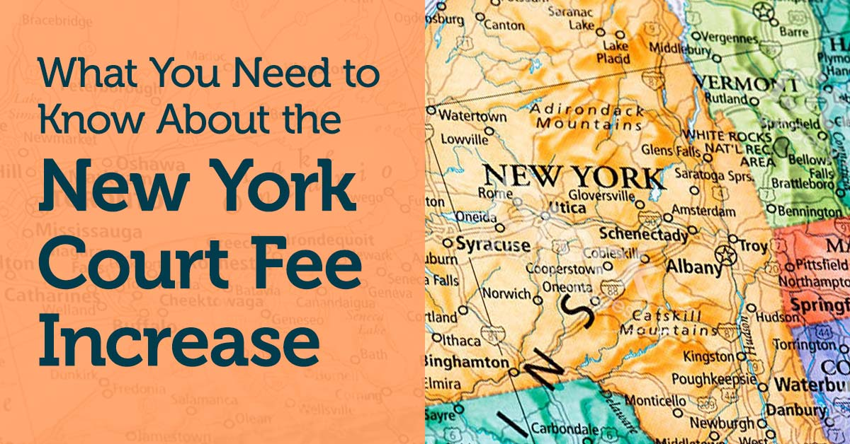 What You Need to Know About the New York State OCA Fee Increase