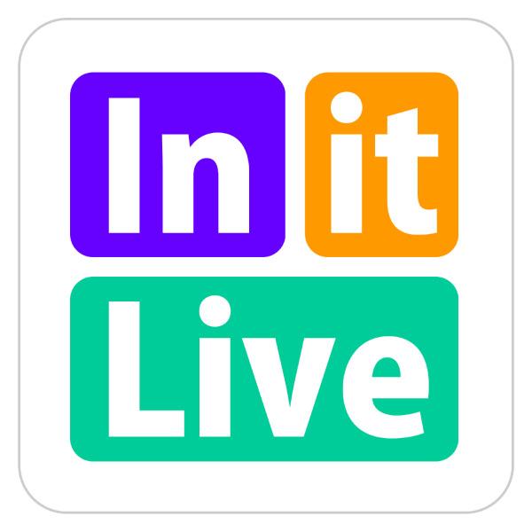 InitLive Logo