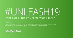 UNLEASH 2019 VEGAS RECAP PART TWO
