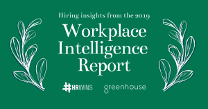 Greenhouse HRWins workplace intelligence report