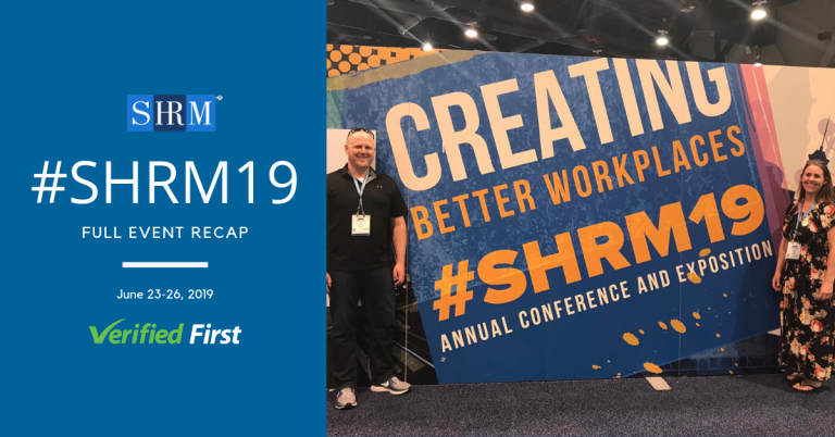 SHRM19 full event recap