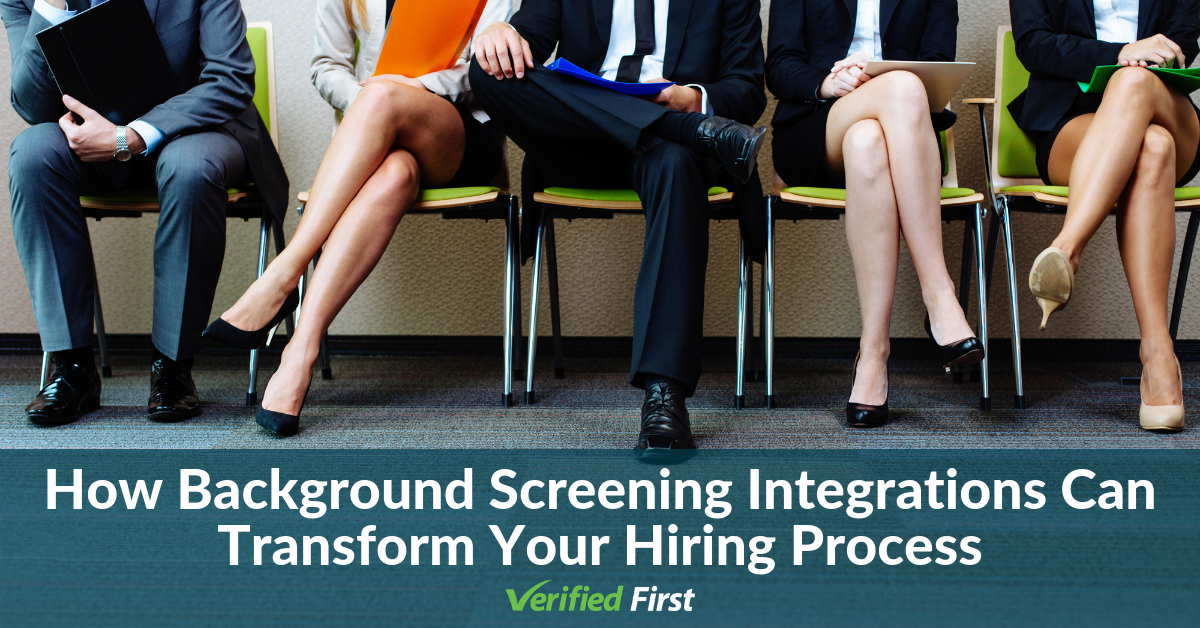 How background screening integrations can transform your hiring process