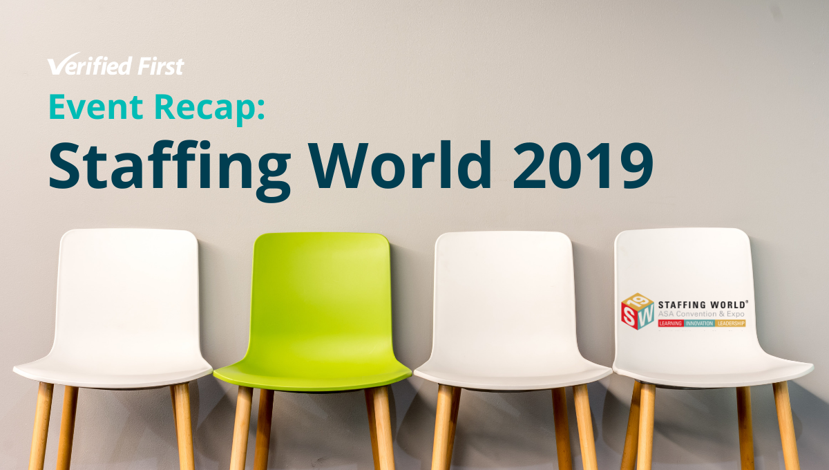 Staffing World Recap Blog
