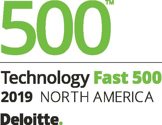 Deloitte Fast 500 award 2019