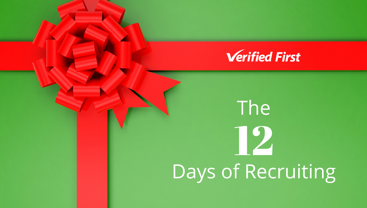 The 12 Days of Recruiting (1)