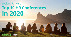 Top 10 HR Conferences in 2020