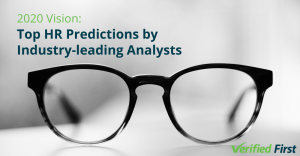 Top HR Predictions of 2020 by Industry Analysts